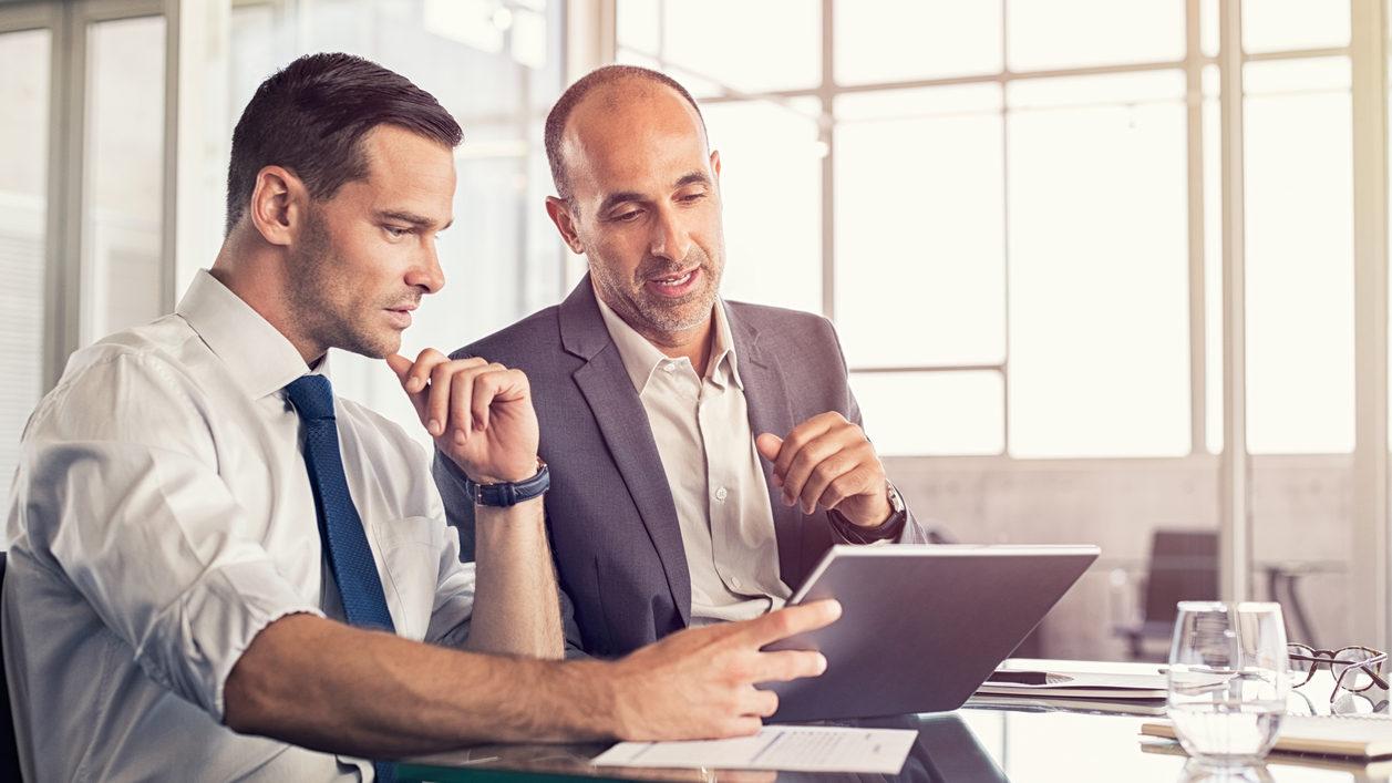 One-on-one executive coaching